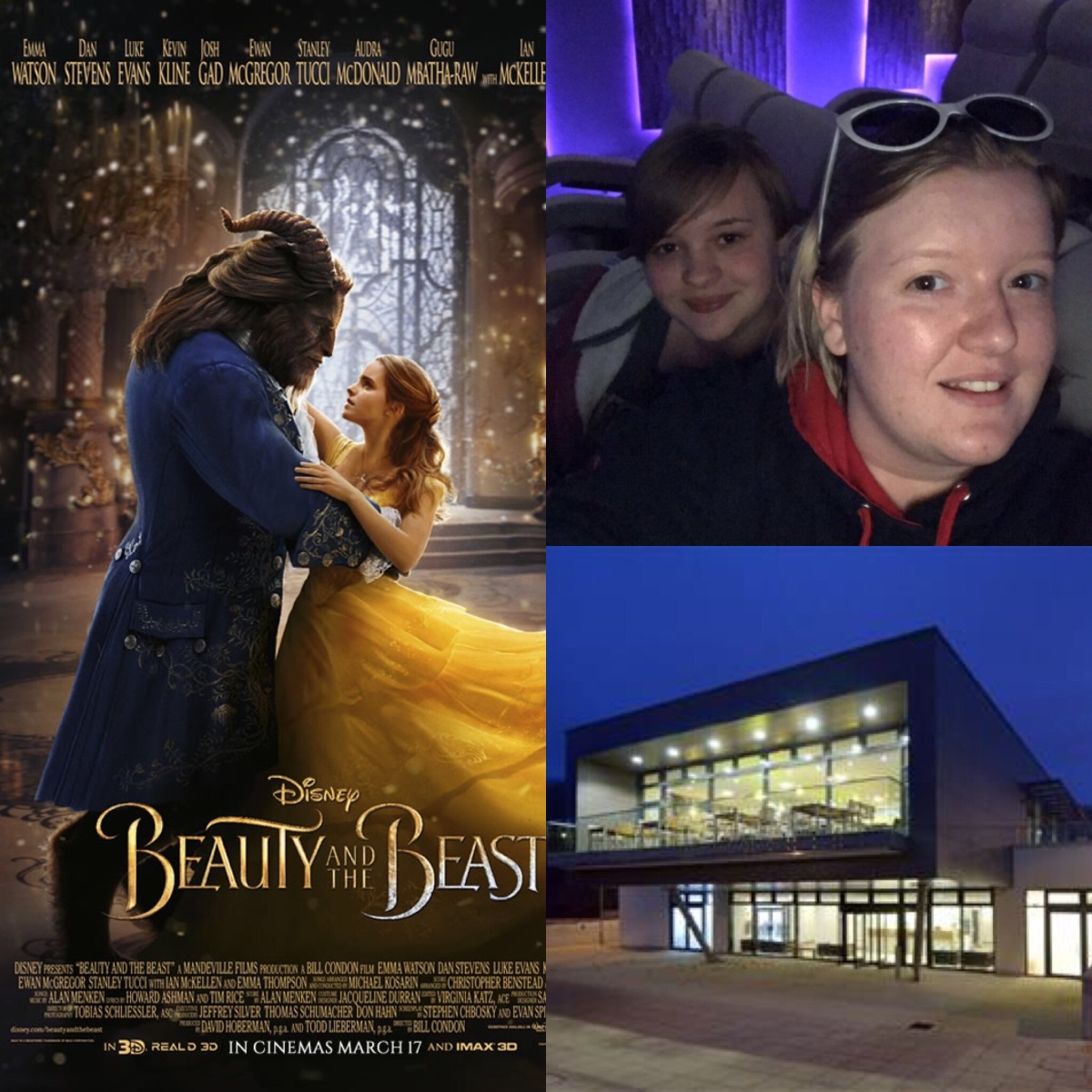 Beauty and theBeast