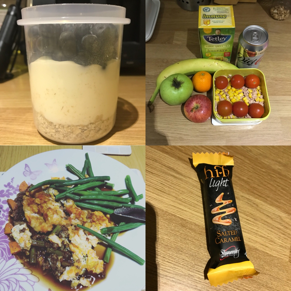 What I eat in a day – 3